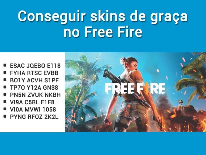 conseguir skins gratis